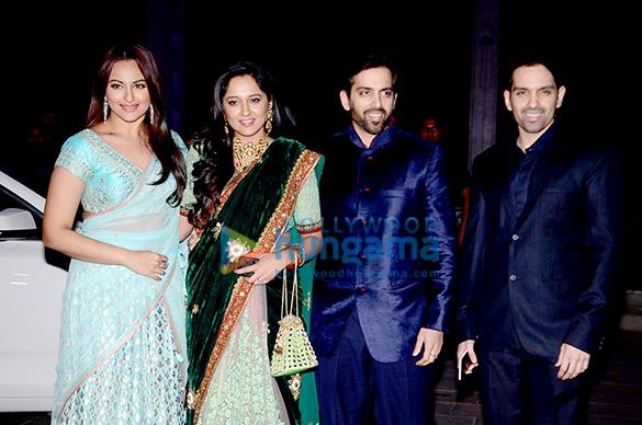 Sonakshi Sinha, Taruna Sinha, Kush Sinha, Luv Sinha