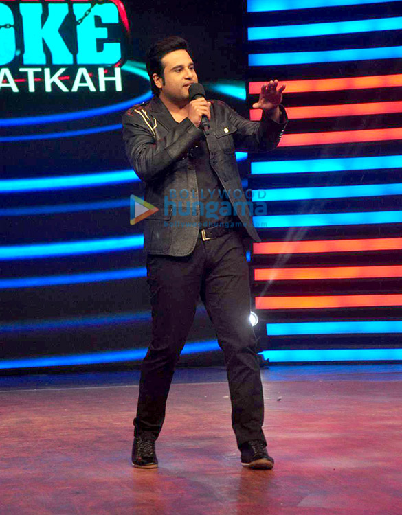 Launch of the show Killer Karaoke
