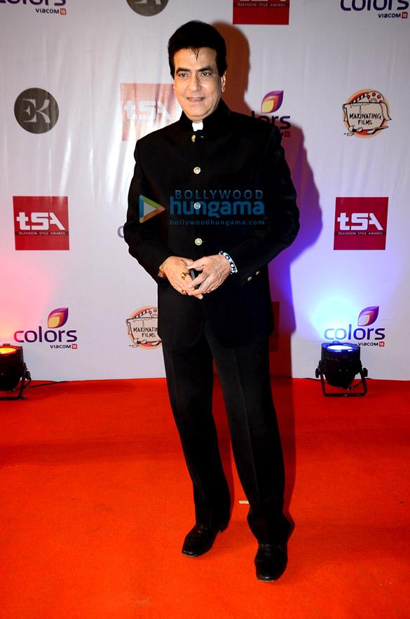 Shilpa Shetty and Kalki Koechlin at 'Television Style Awards 2015'
