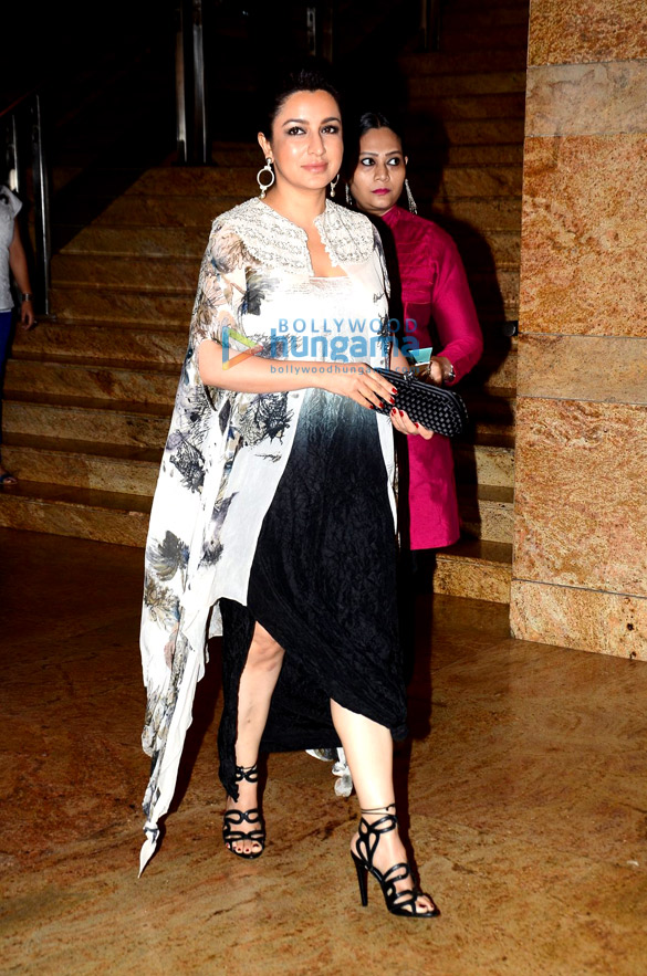 Celebs at Manish Malhotra's charity show 'Mijwan'
