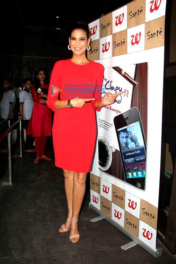 Prachi Mishra at the launch of 'My Clingy Girlfriend' book