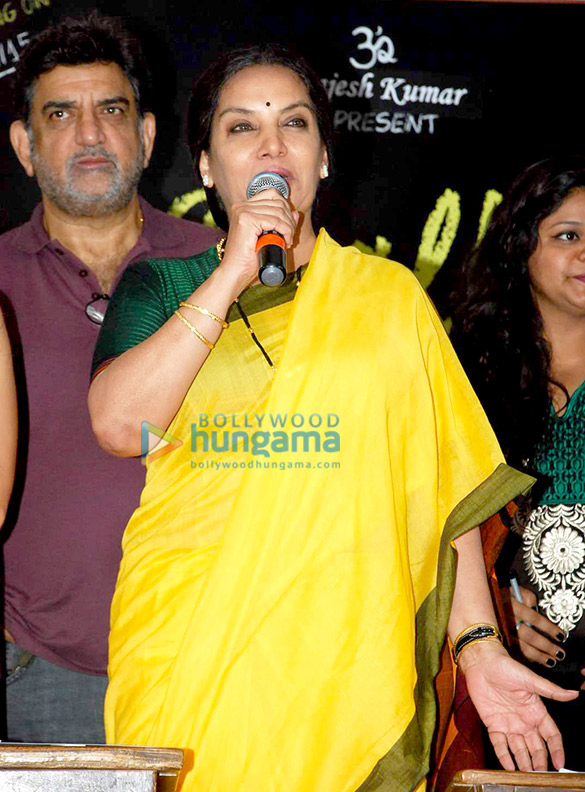 Juhi Chawla, Shabana Azmi grace the mahurat of Chalk N Duster