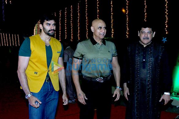 Nikitin Dheer, Puneet Issar, Pankaj Dheer