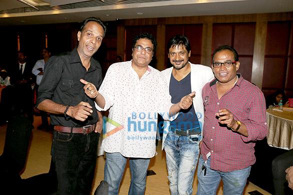 Gopal Singh, Zakir Hussain, Subrat Datta, Harish Hariodh