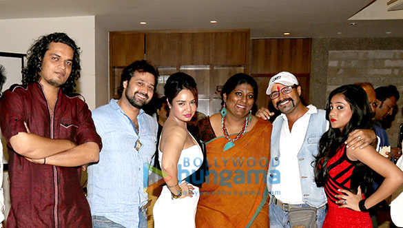 Celebs grace the completion party of Irshad Khan's film 'Bumper Draw'