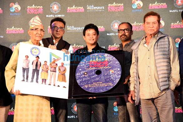 Honey Chhaya, Bibhas Chhaya, Swapnil Joshi, Umesh Ghadge, Salim Khan