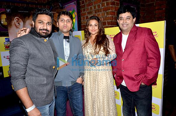 Mithoon, Mohit Suri, Vidya Balan, Jeet Ganguly