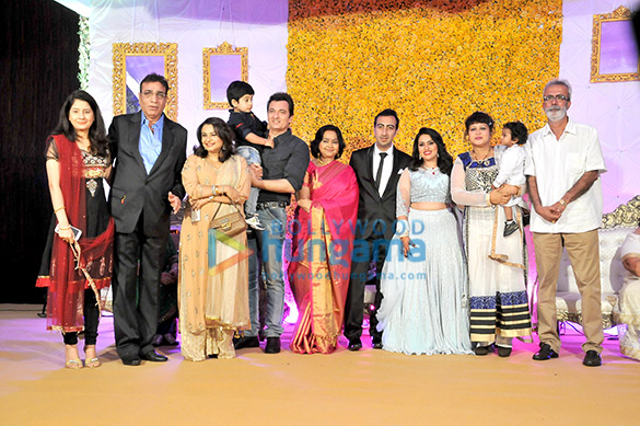 Vinod Chhabra, Divya Sharma, Avinash Wadhawan, Varoon Hiranandani, Sargam Chhabra, Poonam Dasgupta Luthra, Naveen Luthra