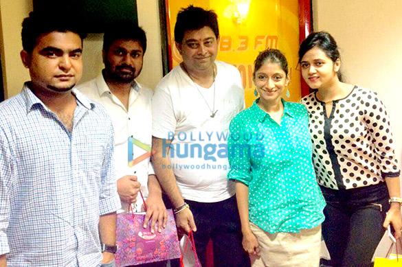 Ami Mishra,Mithoon,Jeet Ganguly,Rj Meera,Deepali Sathe