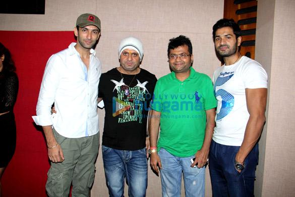 Nandish Sandhu, DJ Sheizwood, Aneel Murarka, Mrunal  Jain