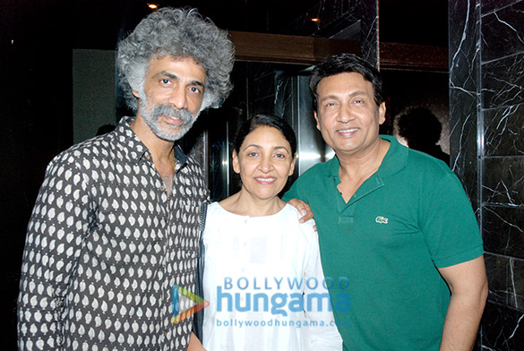 First look launch of the Marathi film 'Panhala'