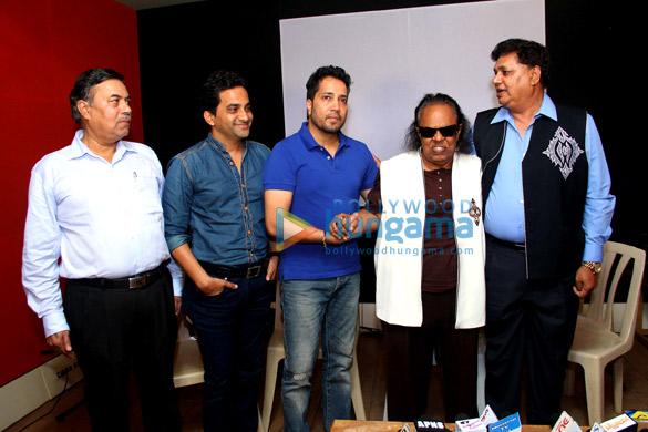 Shashank Udapurkar, Mika singh, Ravindra Jain, Maninder Jain