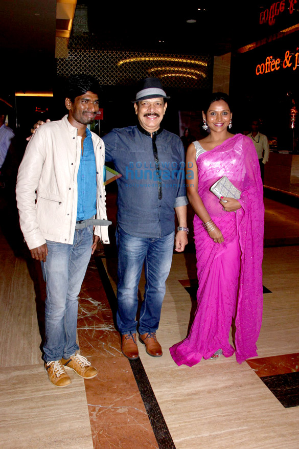 Kaylash Wagmare, Govind Namdev, Mitali Jagtap