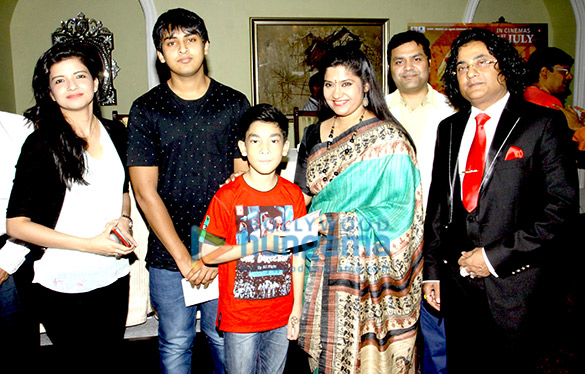 Team of the film 'Janiva' graces Tata Memorial Hospital's felicitation programme