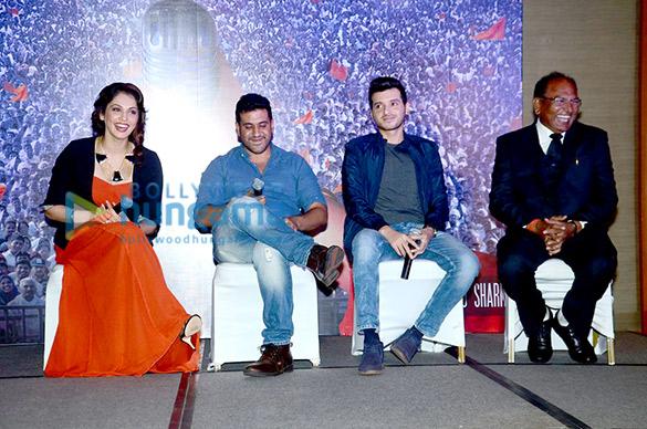 Eesha Koppikhar, Ankur Bhatia, Divyendu Sharma, Prem Singh Solanki