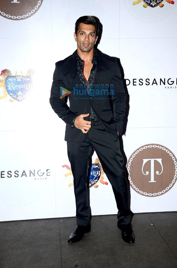 Bipasha Basu, Karan Singh Grover & Dino Morea grace Rocky S' nites at Royalty