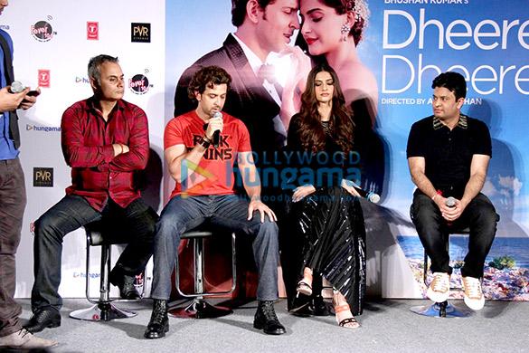 Neeraj Roy, Hrithik Roshan, Sonam Kapoor, Bhushan Kumar