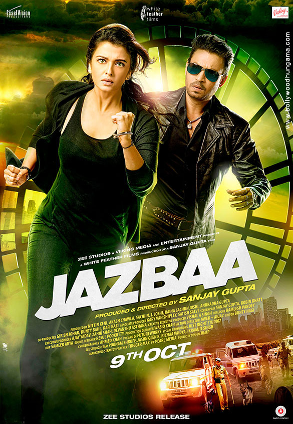 JAZBAA (2015) con AISHWARYA RAI + Jukebox + Sub. Español + Online 433176109