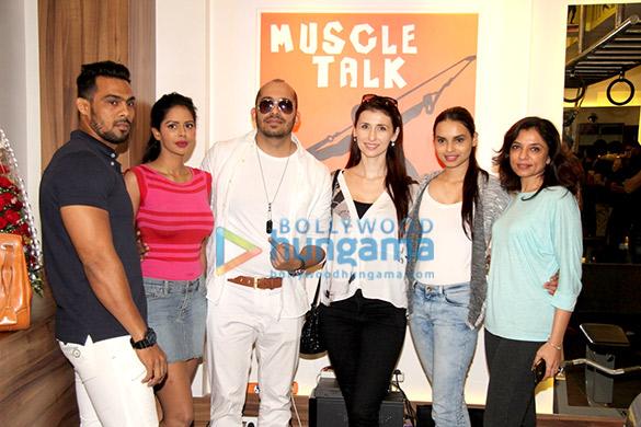 Nasir, Bhairavi Goswami, Ali Quli Mirza, Claudia Ciesla, Gail Nicole Da Silva, Shalini