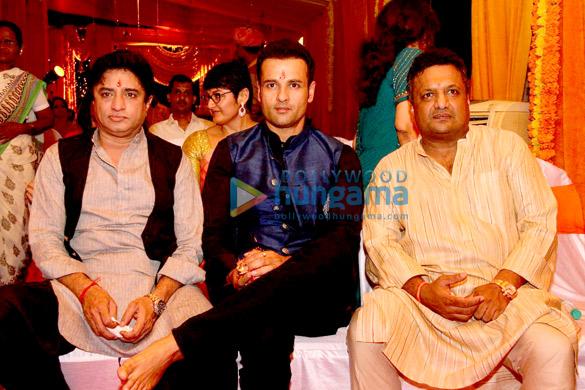 Anand Raj Anand, Rohit Roy, Sanjay Gupta