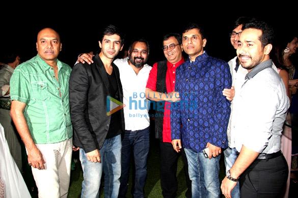 Kartik Aaryan, Luv Ranjan, Subhash Ghai, Anand Pandit, Abhishek Pathak