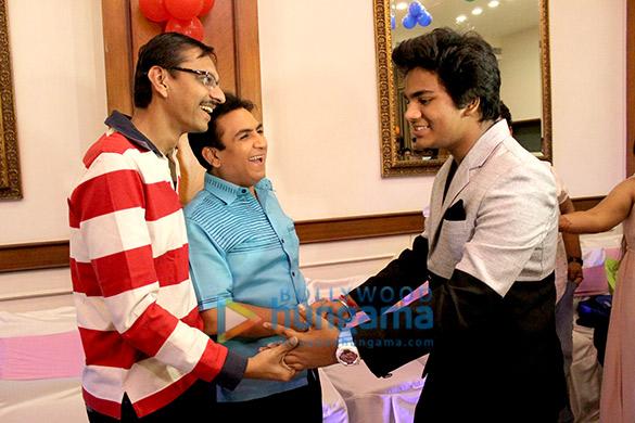 Shyam Pathak, Dilip Joshi, Samay Shah