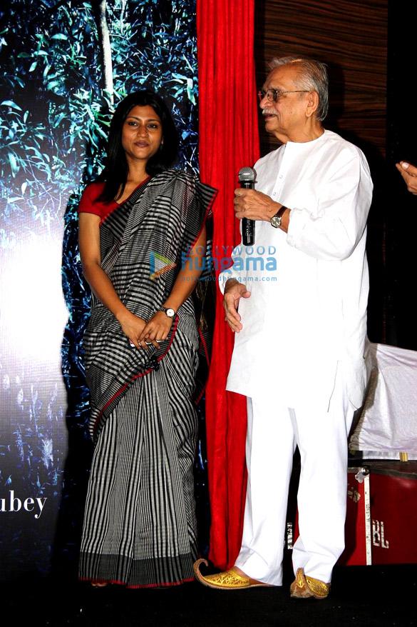 Konkona Sen Sharma, Gulzar