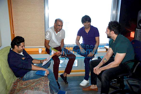 Manoj Muntashir, Milan Luthria, Ankit Tiwari