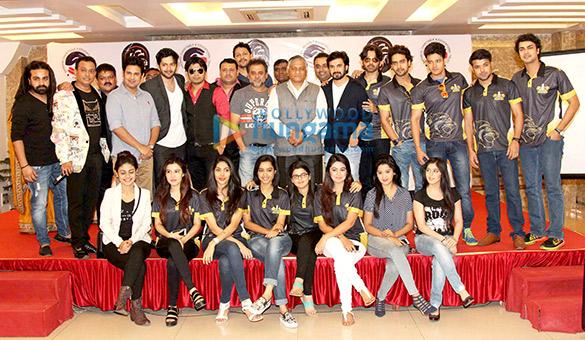 Kunal Wason, Rajeev Nigam, Manoj Muntashir, Ali Fazal, Ankit Tiwari, Nitin Mishra, Anees Bazmee, V.K. Singh