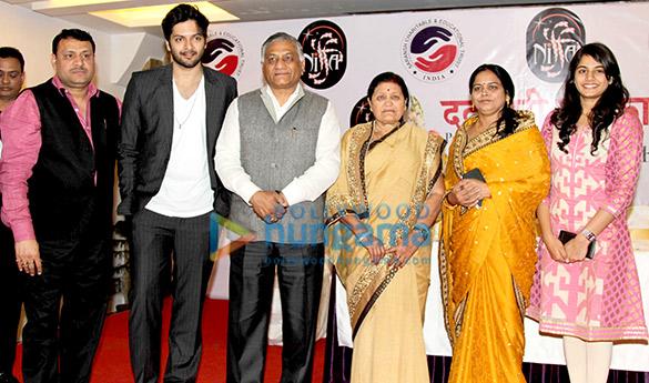 Nitin Mishra, Ali Fazal, V.K. Singh, Kamla Mishra, Mrs. Mishra