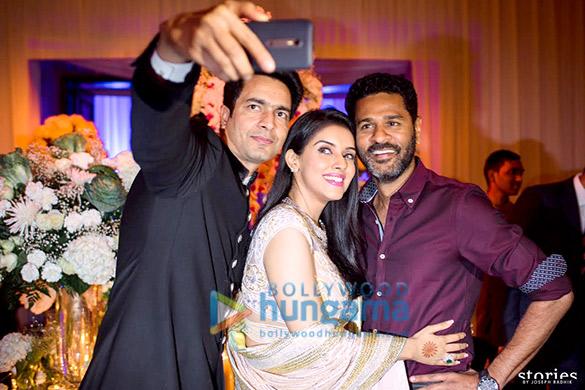 Rahul Sharma, Asin, Prabhu Dheva