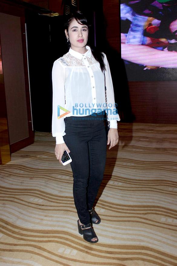 Mandana Karimi hosts a special screening of her film Kya Kool Hain Hum 3 for the Bigg Boss 9 contestants