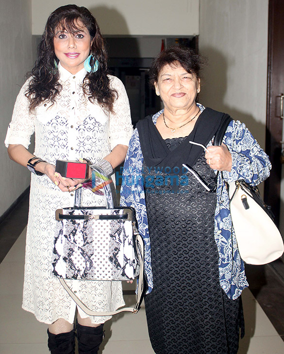 Tina Ghai, Saroj Khan