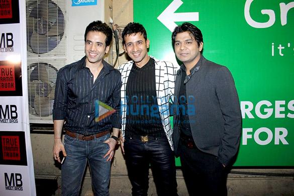 Tusshar Kapoor, Harmeet Singh, Ankit Tiwari