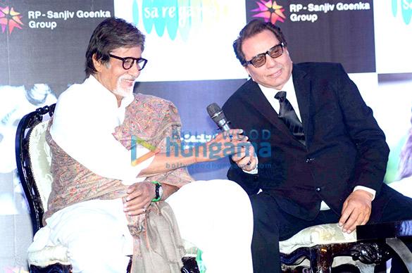 Amitabh Bachchan, Dharmendra