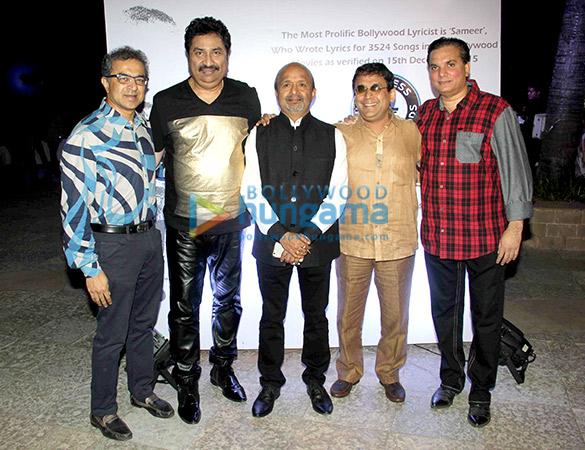 Kumar Sanu, Sameer, Milind, Lalit
