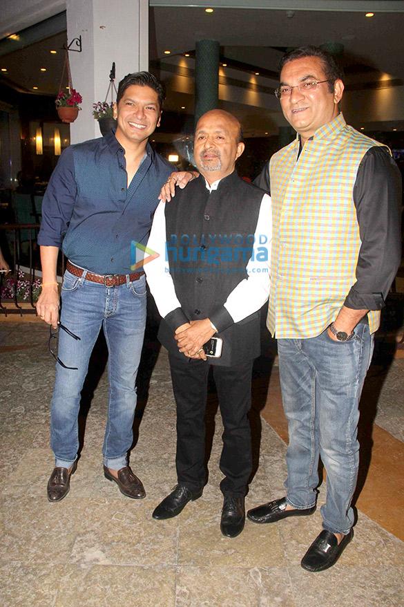 Shaan, Sameer, Abhijeet