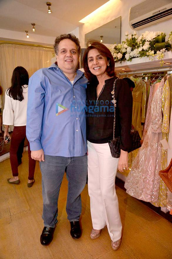 Sandeep Khosla, Neetu Singh
