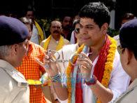 Prakash Jha, Murli Sharma