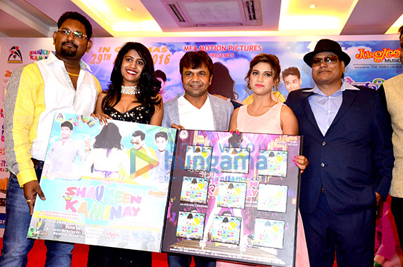 Audio release of 'Shaukeen Kaminay'