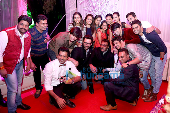 Mrunal Jain, Sreejita De, Jackie Shroff, Jasveer Kaur