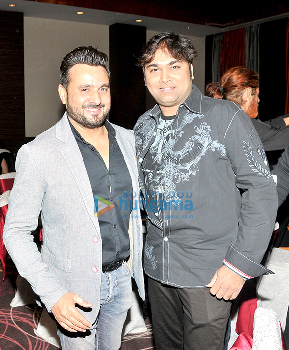 Launch of Blueberry Entertainment's film 'Chandni Bar to Ruby Bar'