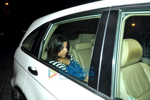 Karan Johar hosts Alia Bhatt's birthday bash at his house