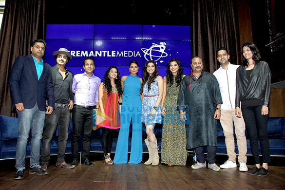Richa Chadda at the launch of Fremantle India's Web Series