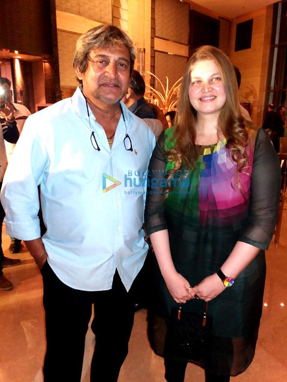 Mahesh Manjrekar, Vidhi Kasliwal