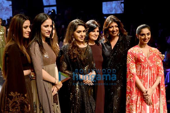 Radha Kapoor, Rubal Negi, Shaina NC, Neeta Lulla, Vibha Bakshi
