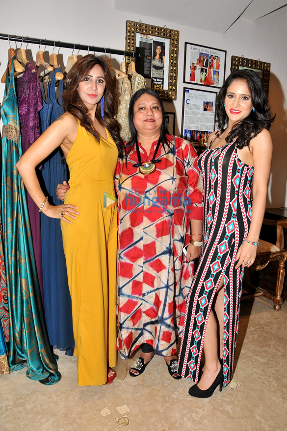 "Announcement of ""The Big Brand Show- Setting Trends globally"" an exhibition unveiling by Sumita Mukherjee"