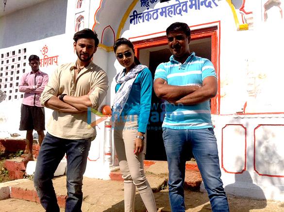 Dev Sharma,Aishsarya Devan
