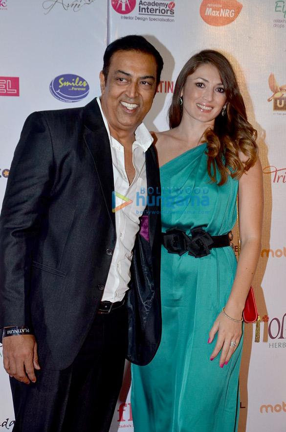 Celebs grace Femina Miss India Finale Red Carpet