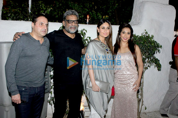 Sunil A Lulla, R. Balki, Kareena Kapoor Khan, Krishika Lulla